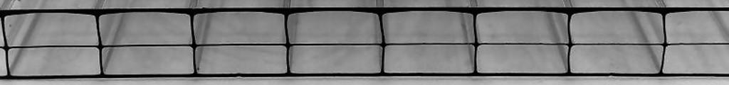 Polycarbonaat Kanaal Platen