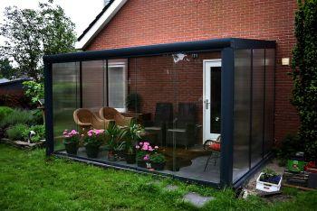 Aluminium Veranda - Stanza